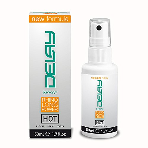 HOT Delay Spray, 50 ml
