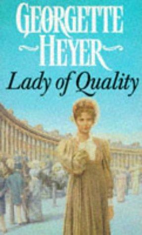 Lady Of Quality por Georgette Heyer
