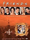 Friends - The Complete Fourth Season [DVD] [1995] [Region 1] [US Import] [NTSC]
