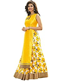 81559125394 Amazon.in  Silk - Dress Material   Ethnic Wear  Clothing   Accessories