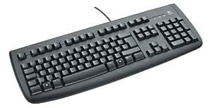Logitech 967738-0102 Deluxe 250 Keyboard OEM USB