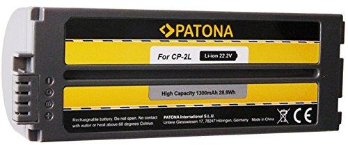 Bundlestar Patona Qualitätsakku für Canon Selphy Serie -- Ersetzt Originalakku NB-CP1L NB-CP2L NB-CP2LH NB-2CPL CS-CP2 -