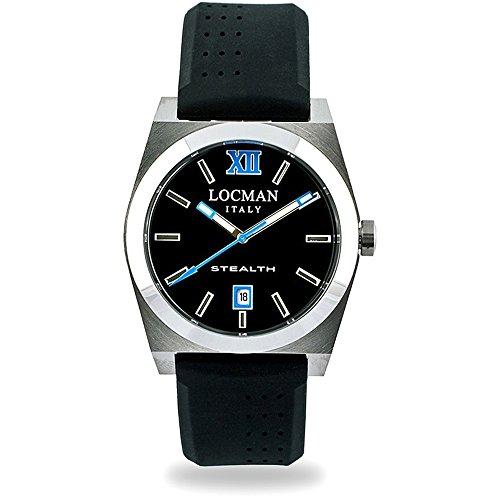 Women's Stealth Watch Lady Ref. 203020300bkfsk0sik–Locman