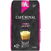 Café Royal Café en Grains Crema 500 g
