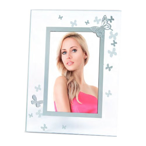 zep-srl-gg157-collection-glass-debby-cadre-photo-transparent-argent-13-x-18-cm