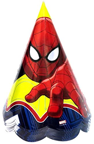 Spider - man Party Hat - Kings paper mart