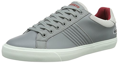Lacoste Herren Fairlead 316 2 Low-Top Grau (GRY 007)