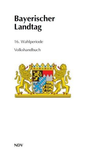 Bayerischer Landtag 16. Wahlperiode