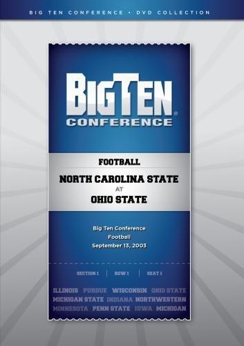 2003 Big Ten Football Regular Season Game - North Carolina State at Ohio State