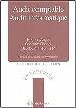 Audit comptable Audit informatique de Hugues Angot