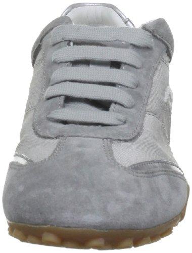 Geox D SNAKE U D3212U01122C1006 Damen Sneaker Grau (GREY C1006)