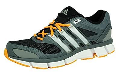 adidas Questar Cushion 2 M Scarpe da Corsa Running Grigio e