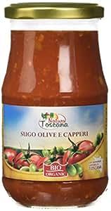 Probios Sugo Olive e Capperi  - 6 confezioni da  340 gr