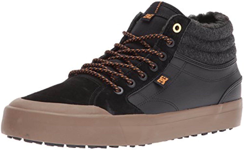 DC Evan Hi Wnt Schuhe  38  Black/Black/Gum