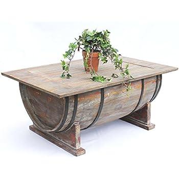 Dunord design bonnaire table basse bar en bois de - Table en palissandre massif ...