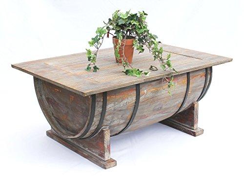 DanDiBo--Mesa-auxiliar-de-madera-de-barril-de-vino--Estante-para-vino-de-80-cm