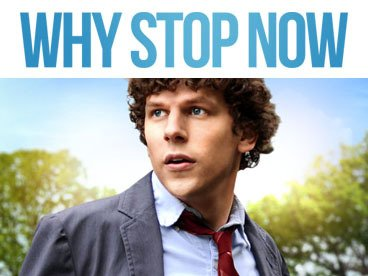 why-stop-now