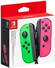 Nintendo Switch Joy-Cons - Neon Pink & Neon G