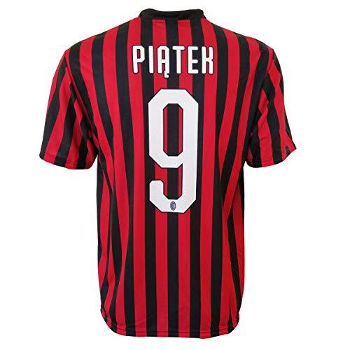 3R SPORT SRL Camiseta Milan Piatek 9 Réplica Autorizada
