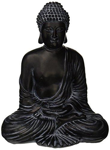 cm Japanische sitzender Buddha Statue ()