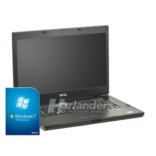 Dell Latitude E6510 15,6 Zoll Notebook (Core i5 2.53GHz, 8GB RAM, 320GB HDD, DVD-RW, UMTS, Win 7)