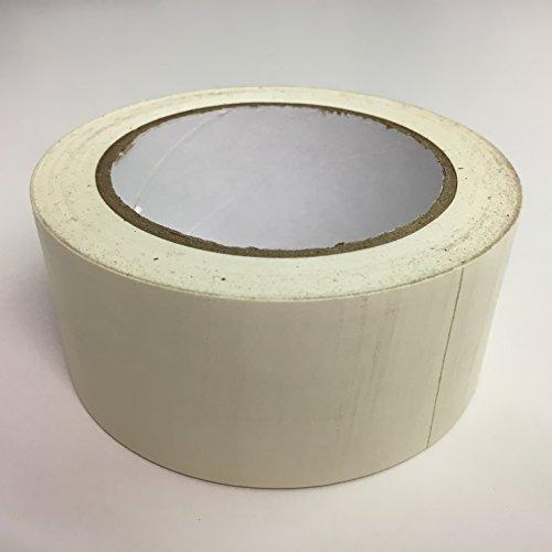 2-rolls-48mm-x-33m-white-yuzet-pvc-floor-marking-tape-for-sports-hall-arena-court-tennis-badminton