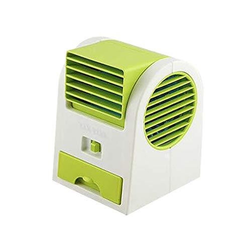 Aire Acondicionado Portatil Enfriador USB Ventilador
