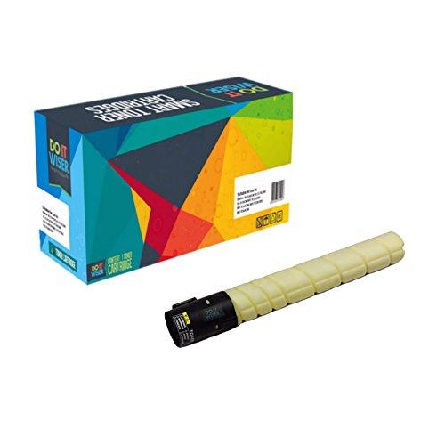 Do it Wiser ® Kompatibel Toner Gelb Konica Minolta BizHub C224 C224e C284 C284e C364 C364e | TN321Y A33K250 (Toner Gelb Konica)