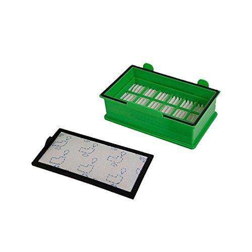 Rowenta ZR902601 siuministro y - Accesorio para aspiradora (Verde, Color blanco, 2 pieza(s))