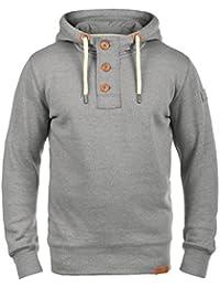 SOLID TripStrip Herren Kapuzenpullover Hoodie Sweatshirt mit Kapuze