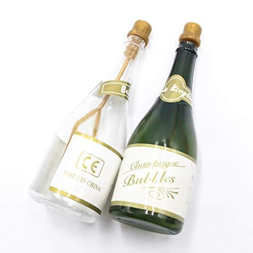 rflasche DIY Champagnerflasche Form Blase Flaschen für Geburtstag Hochzeit Party Favors (Color : Dark Blue) ()