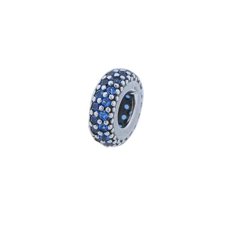 Pandora Women's 9 k Silver Charm