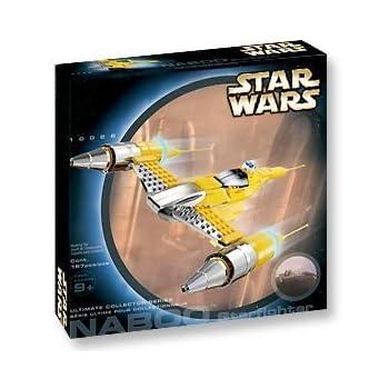 LEGO Star Wars Set #10026 Naboo Starfighter [Toy] (japan import)