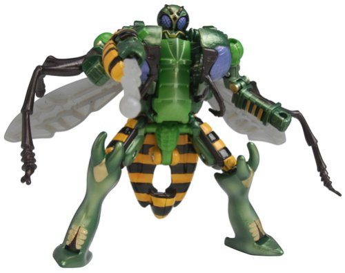 Takara Tomy Transformers Beast Wars TM-04 Wasupita (japan import)