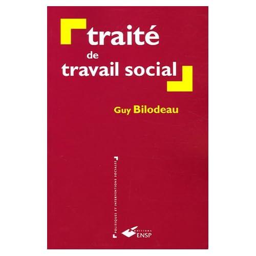 Traité de travail social
