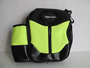 TUPPERWARE Sac Isotherme vert noir