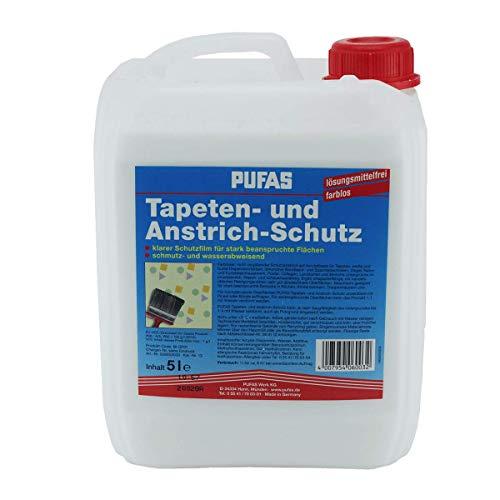 Pufas Tapeten & Anstrichschutz 5,000 L
