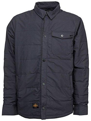 L1 Outerwear L1Flint Black Jacken, Herren M schwarz