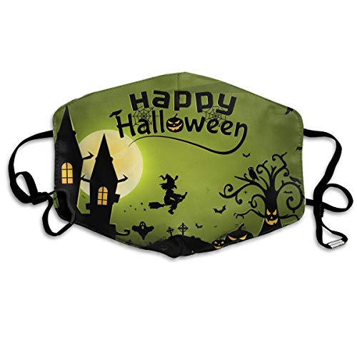 Anti Dust Face Mouth Cover Mask Cartoon Halloween Anti Pollution Breath Healthy Mask