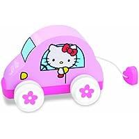 Vilac 14 x 9 x 8 cm Hello Kitty Musical Car