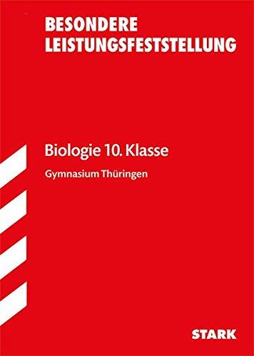 Besondere Leistungsfeststellung Thüringen - Biologie 10. Klasse