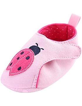 Babyschuhe Longra Krippen Kleinkind Schuhe weich unten niedlichen Tiere gedruckt Schuhe Freizeitschuhe Lauflernschuhe...