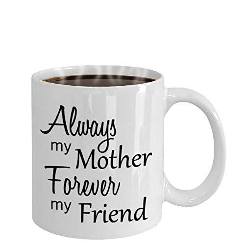 Ethelt5IV Mutter Tasse Kaffee Tee Tasse Geschenk Mutter Liebe Zitat Geschenk f¨¹r Mutter von Tochter Sohn Mutter Tag Geschenk Keramik 11oz gedruckt in USA