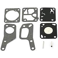 Kit de reconstrucción de carburador Kongqiabona Juego de carburador Walbro K1- Kit de reparación de
