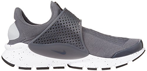 Nike Sock Dart, Chaussures de Running Entrainement Homme Gris (Gris (wolf grey/wolf grey-white-pink blast))
