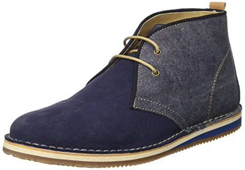 Lumberjack Bologna, Chaussures à Lacets Homme