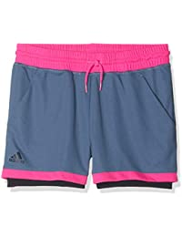Amazon.fr   adidas - Shorts et bermudas   Fille   Vêtements 7fee96cc510