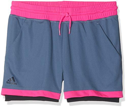 adidas Club T-Shirt Mädchen XXL Tech Ink - Adidas Court Sport Kurz