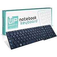 UP PARTS® UP-KBT006 - Tastiera Originale Notebook Toshiba Satellite C650 C655 C660 C665 C670 L650 L655 L670 L675 L750 L755 L770 L775 - Layout Italiano