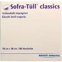 Sofra Tüll Classics 10x10 cm Abschnitte, 50 St preisvergleich bei billige-tabletten.eu